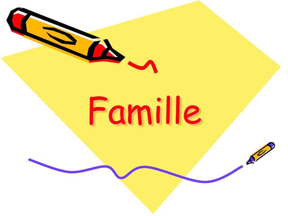 Famille Famille