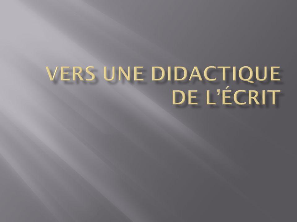 Méthodologie de loral = Méthodologie de lécrit.
