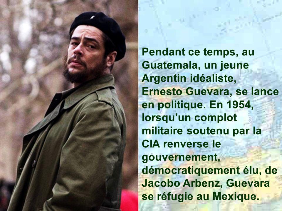 Bravant ce dictateur corrompu, un jeune avocat, Fidel Castro, candidat à la députation sous la bannière du Parti du Peuple, passe à l action.