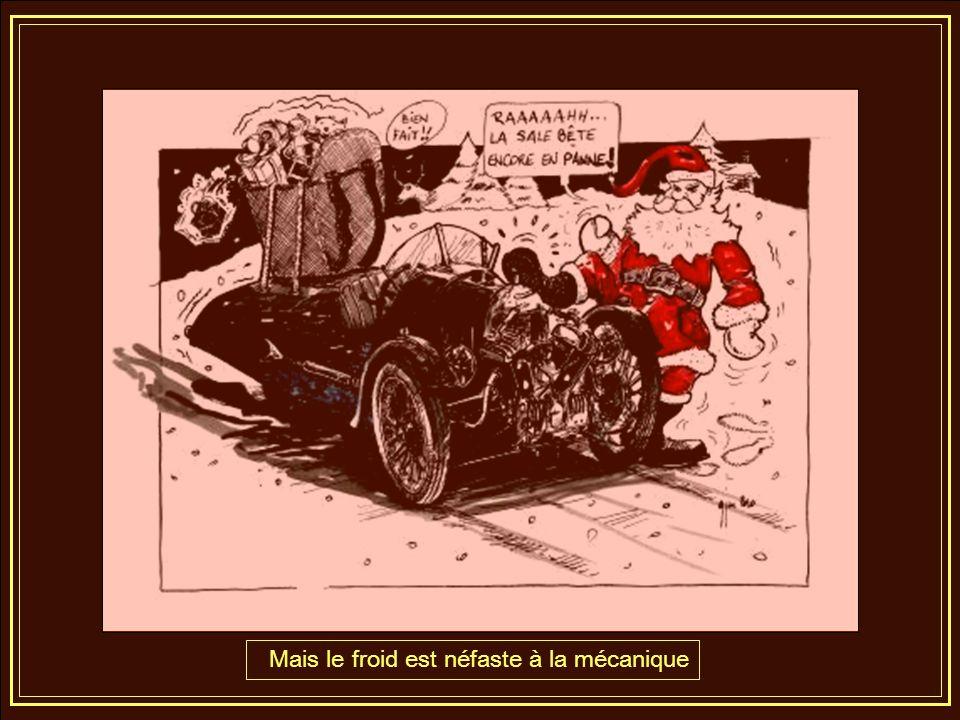 Jai même envisagé de changer de traîneau, mais le prix du carburant, lassurance ….