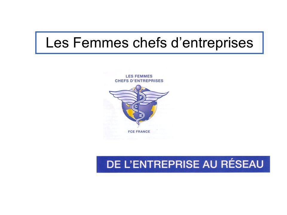 Les Femmes chefs dentreprises