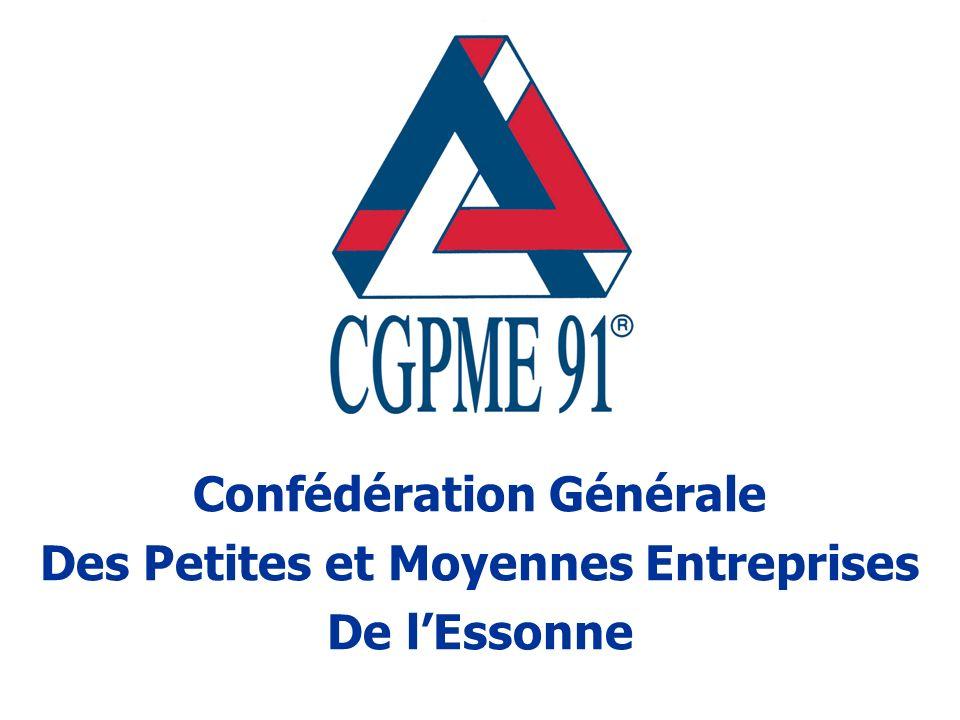 Confédération Générale Des Petites et Moyennes Entreprises De lEssonne