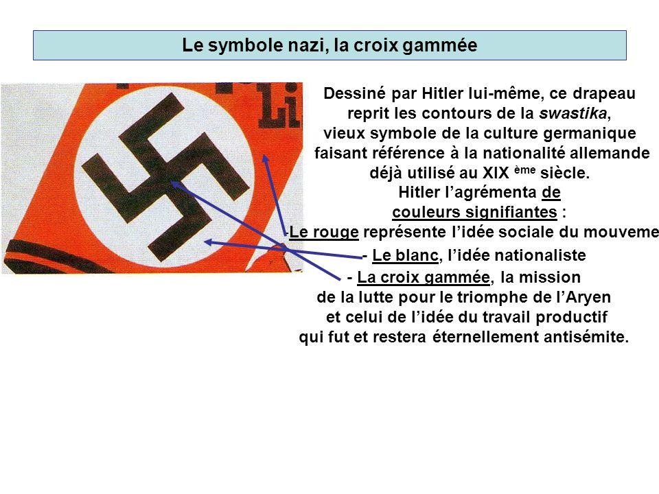 Le symbole soviétique, la faucille et le marteau Symbole de lunion de la classe ouvrière et de la paysannerie Ce symbole apparaît très souvent dans les slogans et les drapeaux Il est aujourdhui le symbole du parti communiste