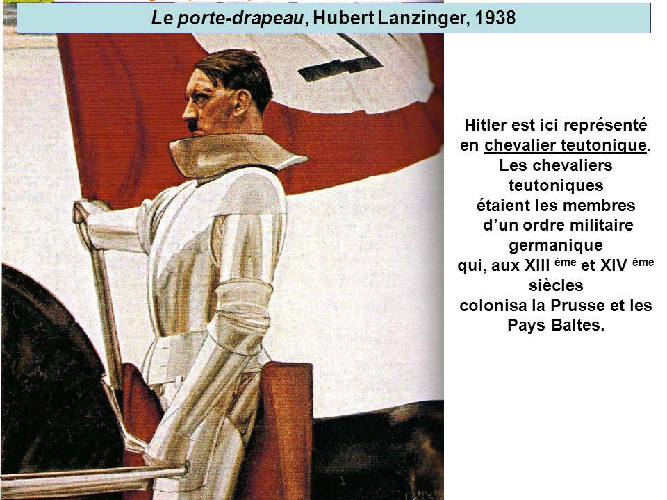 Photomontage de 1933 Staline, héritier de Lénine Staline Lénine En arrière plan, le peuple Au premier plan, les membres du parti