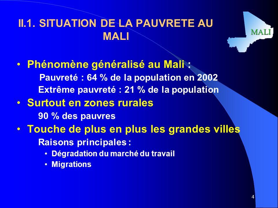 MALI 45 Fin de la présentation MERCI DE VOTRE ATTENTION