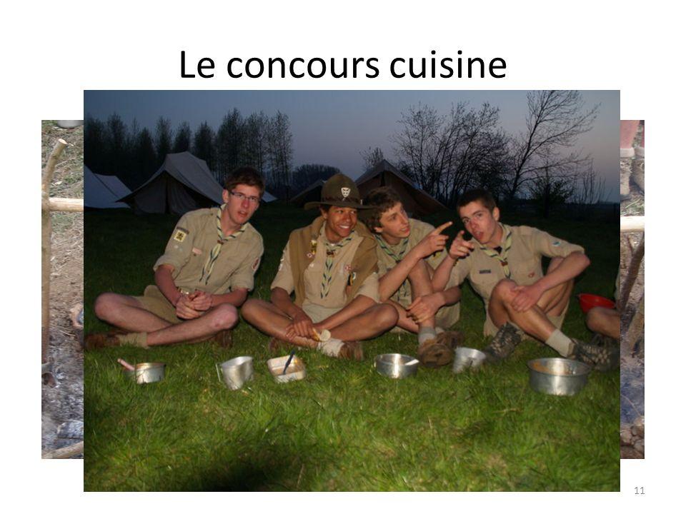 Le concours cuisine 11