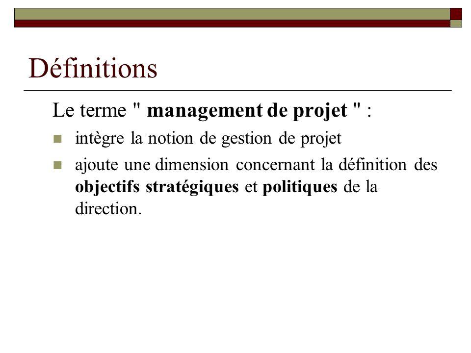 La gestion projet : un paradoxe.