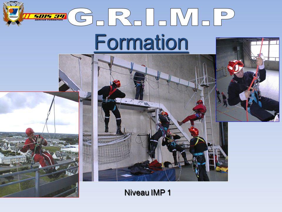Formation Niveau IMP 1