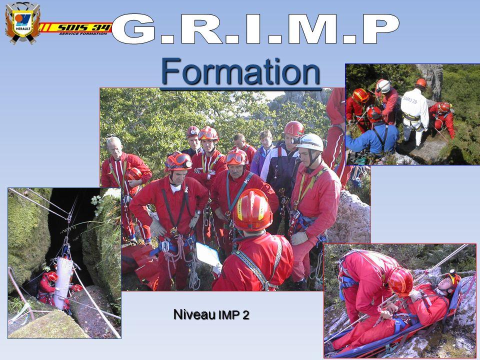 Niveau IMP 2 Formation
