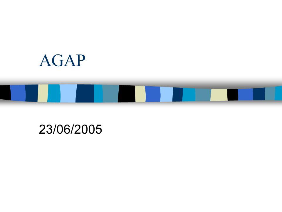 AGAP 23/06/2005