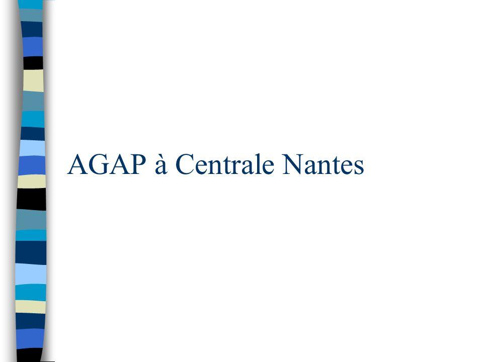 AGAP à Centrale Nantes