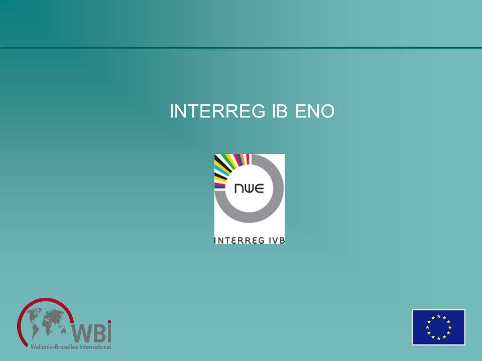 INTERREG IB ENO