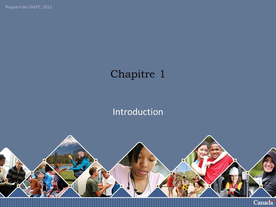 Rapport de lASCP, 2011 144 Mesures prioritaires La formation ainsi que les programmes d éducation et de sensibilisation jouent un rôle important dans l apprentissage des comportements sains.