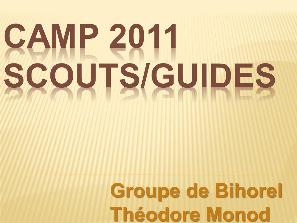 Groupe de Bihorel Théodore Monod