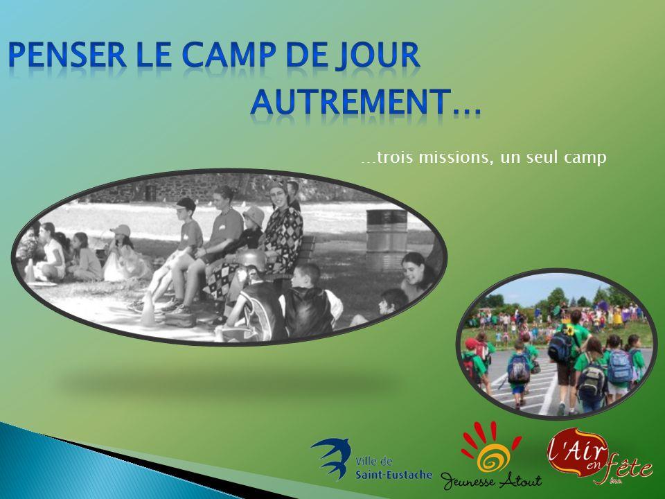 La Ville de Saint-Eustache, Jeunesse Atout Inc.
