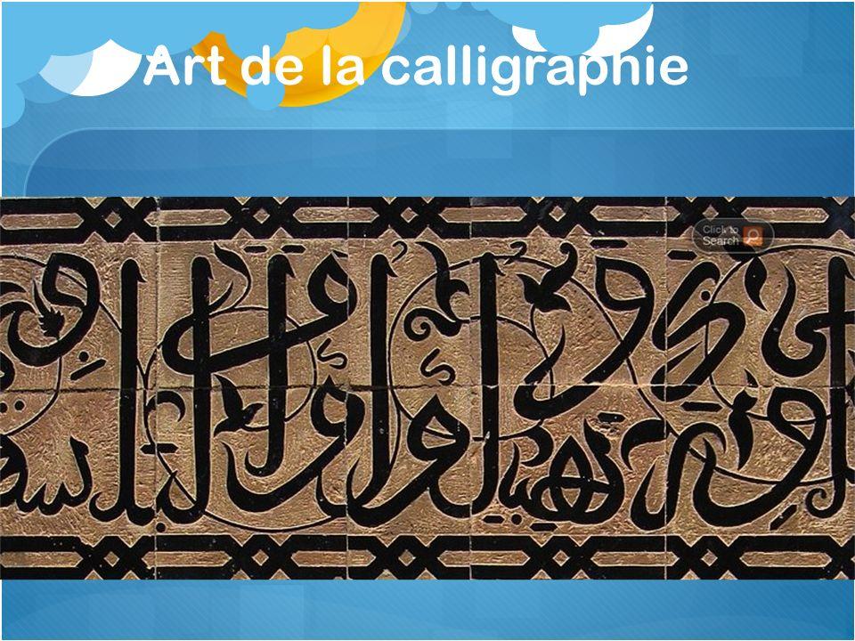 Art de la calligraphie
