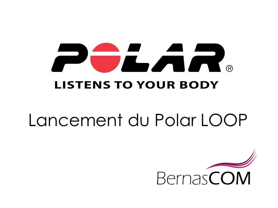Organisation dun événement A loccasion du lancement du bracelet Polar LOOP, nous souhaiterions organiser un petit déjeuner presse.