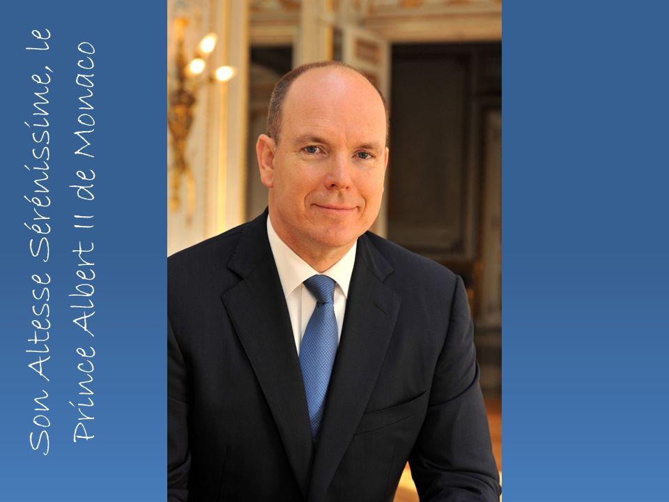 Son Altesse Sérénissime, le Prince Albert II de Monaco