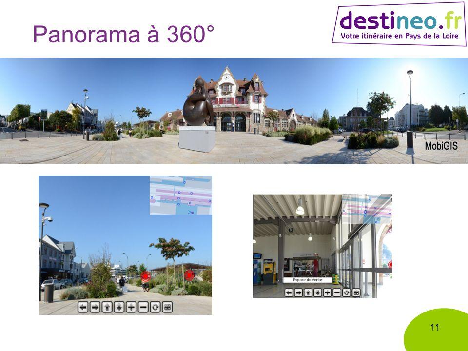 Panorama à 360° 11