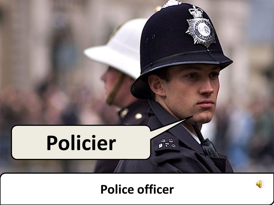 Policier Police officer