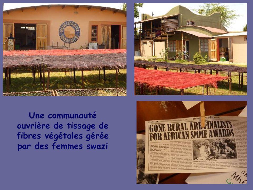 Centre artisanal communautaire Swazi