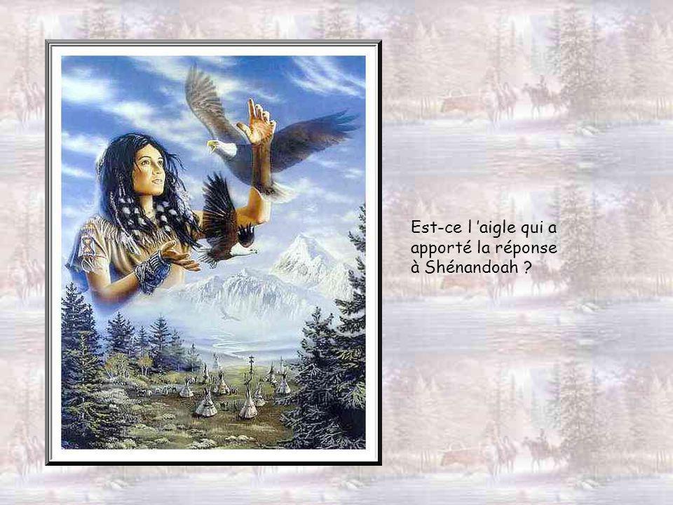 Il se tourne vers lui, suppliant, lui demandant la sagesse et la force nécessaires pour ramener la paix.