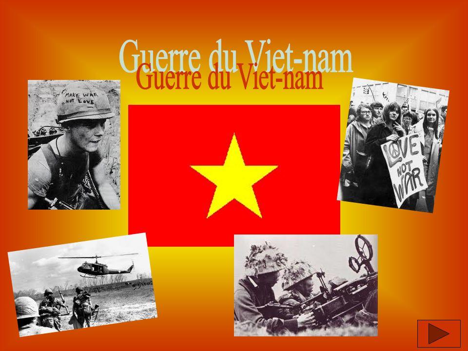 La guerre du Viet-Nam se situe en Asie du Sud- Est en ex Indochine.
