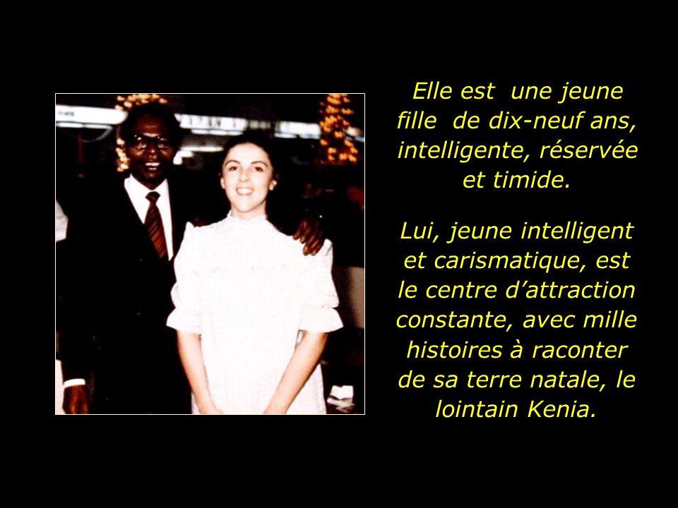 De plus au commencement de sa carrière, Ann devient amoureuse d un étudiant africain venu aux Etats -Unis dans un programme déchange.