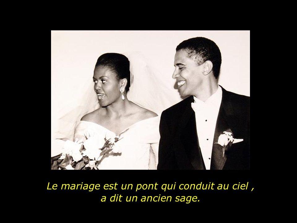 Et ils ne tarderont pas à se décider à se marier.