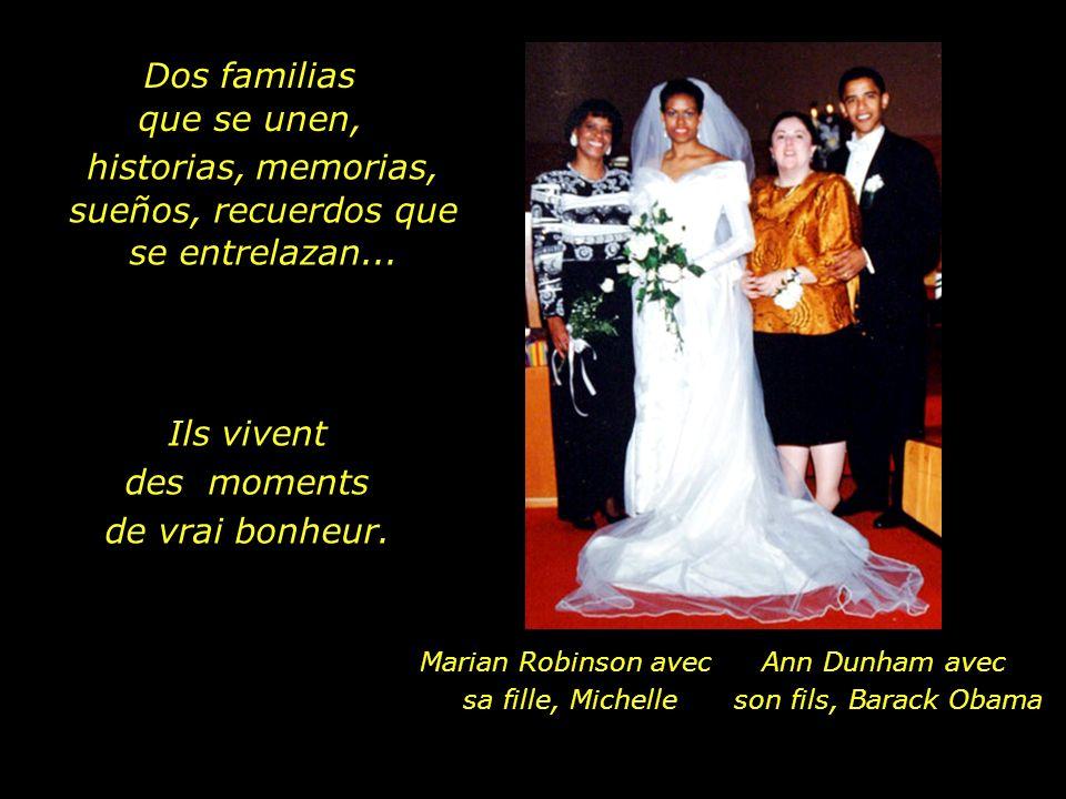 Le mariage est un pont qui conduit au ciel, a dit un ancien sage.