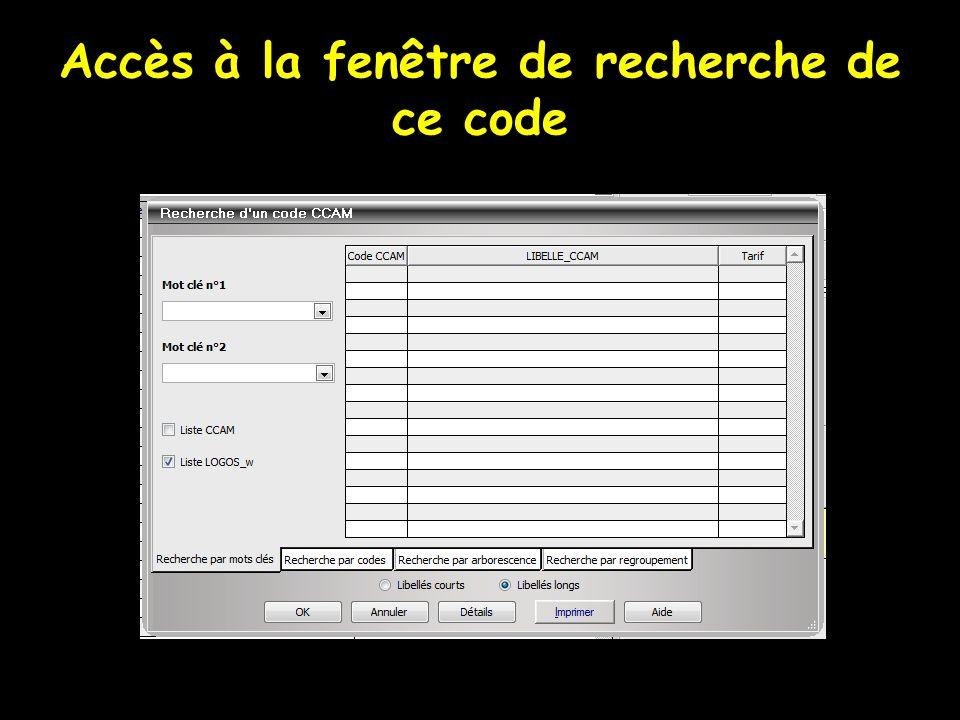 Modifier des éléments du référentiel électronique correspondant à un acte Clic droit sur un acte sélectionné