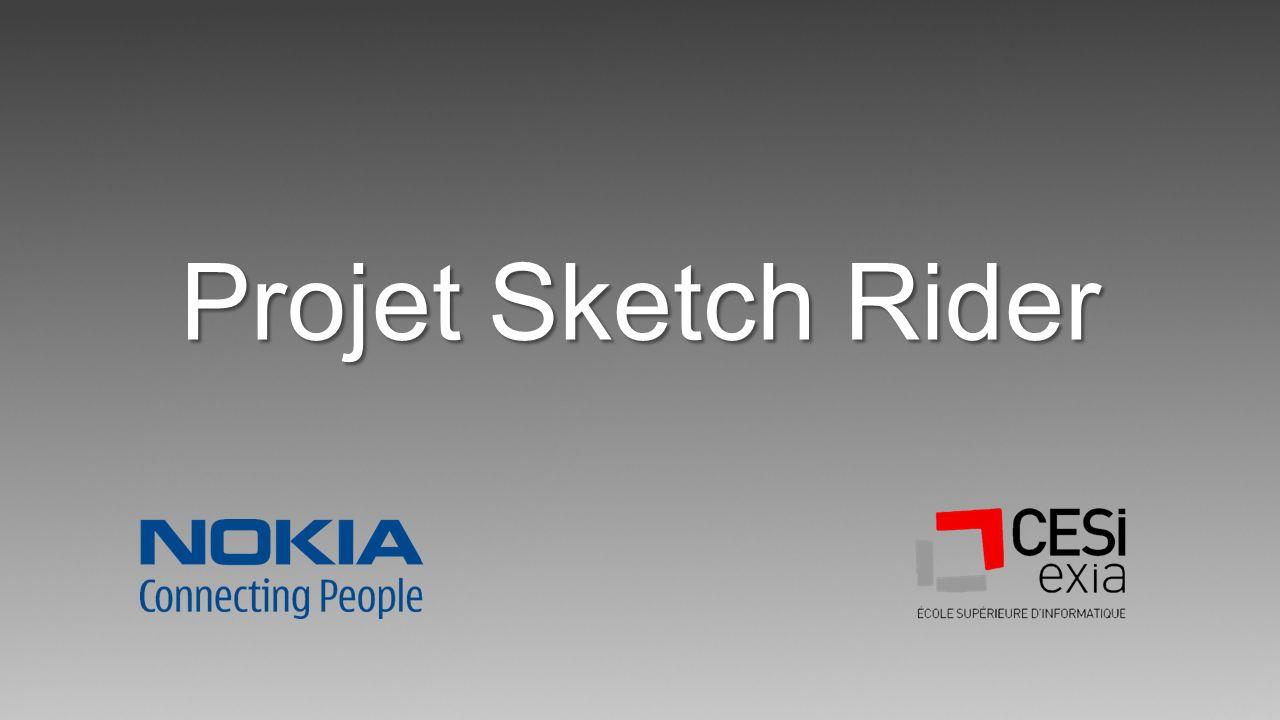 Projet Sketch Rider