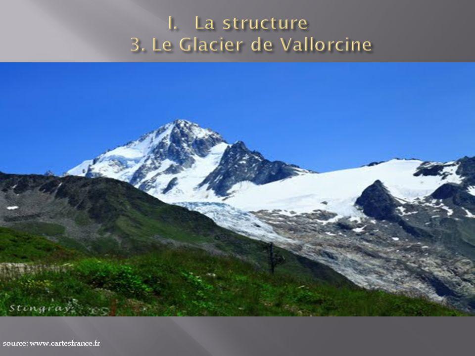 Tous les glaciers, immenses ou minuscules, bougent en permanence dans le sens de la pente, naissant en haut et mourant en bas.