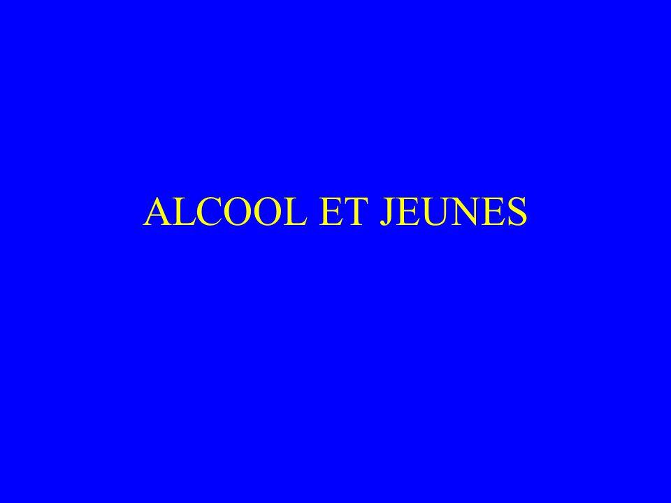 ALCOOL ET JEUNES