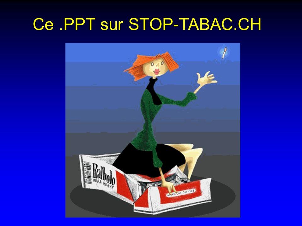 Ce.PPT sur STOP-TABAC.CH