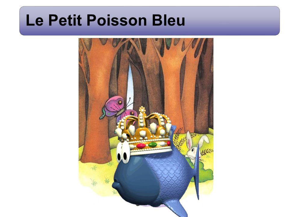Le Petit Poisson Bleu