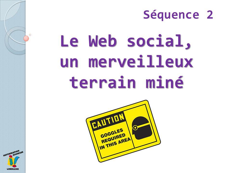 Le Web social, un merveilleux terrain miné Séquence 2