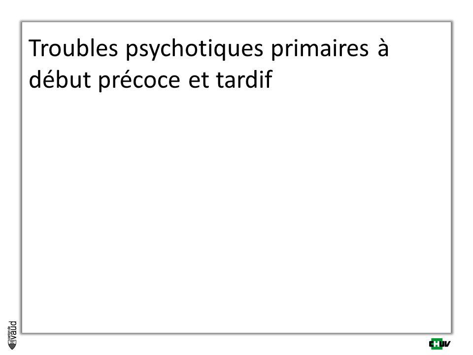 Troubles bipolaires.Cours évolutif Shulman and Tohen 1992,1994 ; Depp CA.