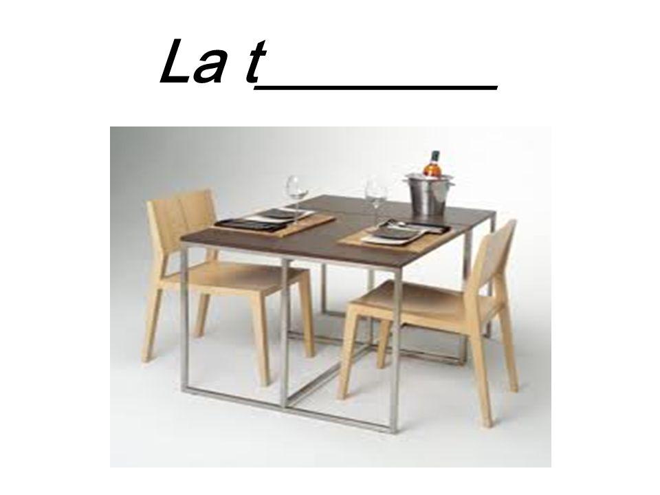 La t________