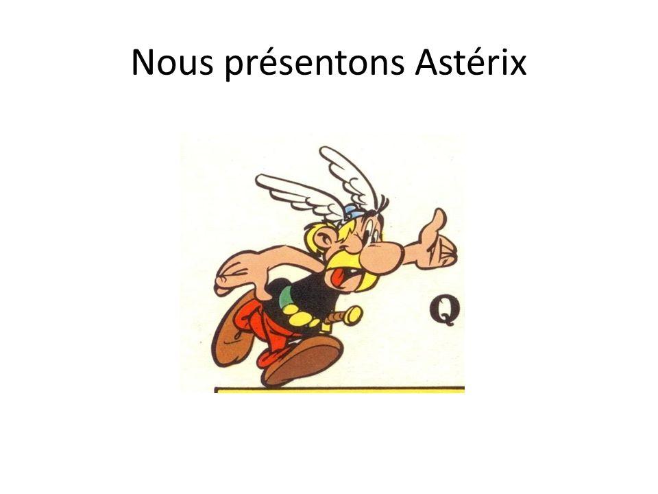 Astérix chez les Ephésiens Ecole de dimanche - groupe des lycéens Nicolas Montes et Marlen Volland EPEC novembre 2012