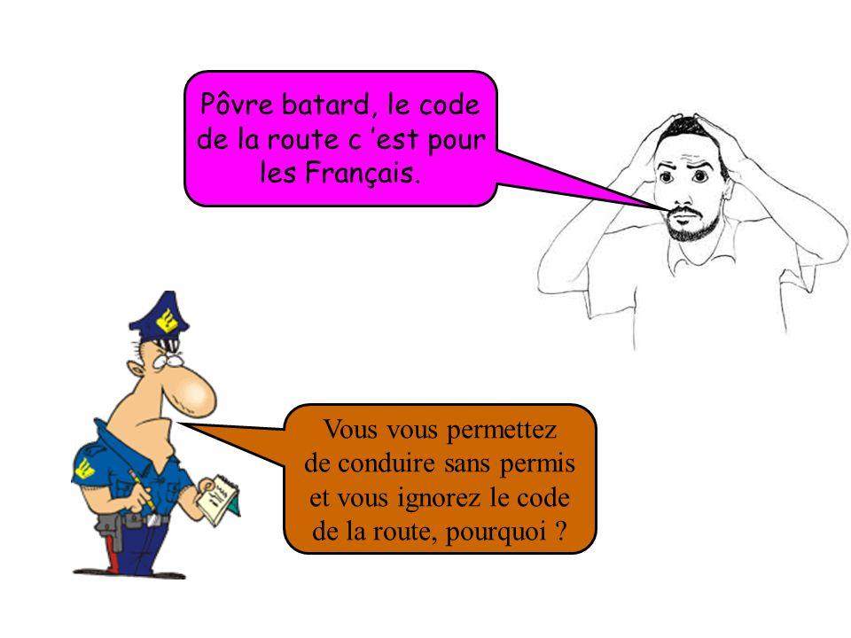 Ho zi va, t es pas ma Mère, alors va mourir. Vous êtes au courant que les bons Musulmans Français souffrent de vos actes ?