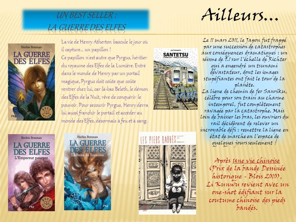 La vie de Henry Atherton bascule le jour où il capture...