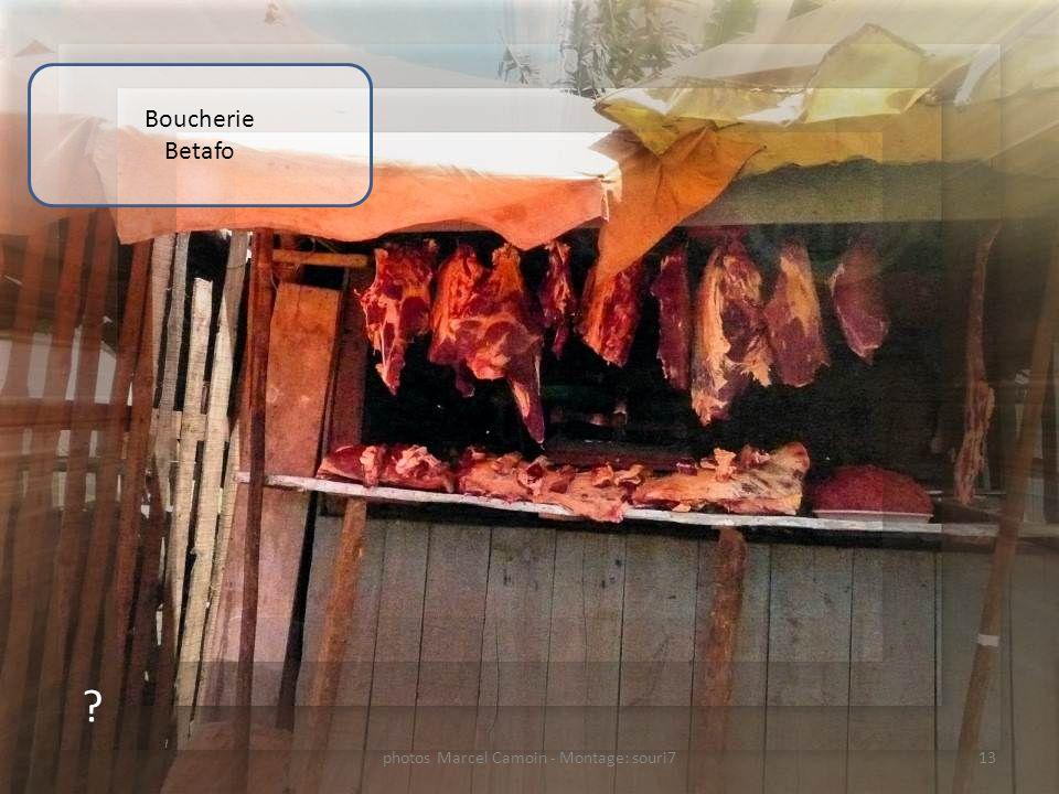 ? Forge et soufflerie Betafo 12photos Marcel Camoin - Montage: souri7