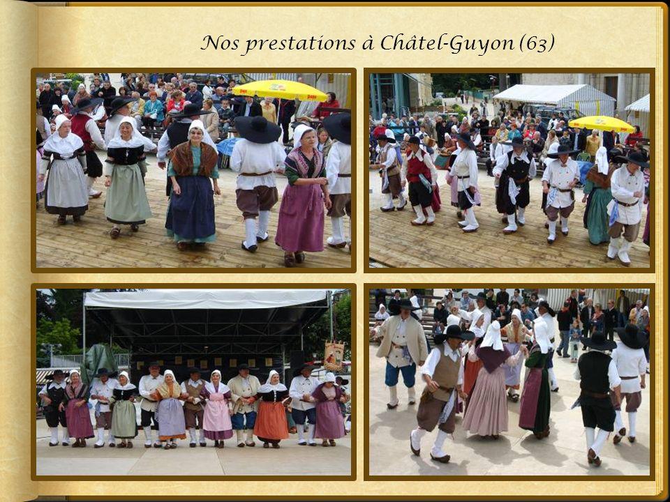 Nos prestations à Châtel-Guyon (63)