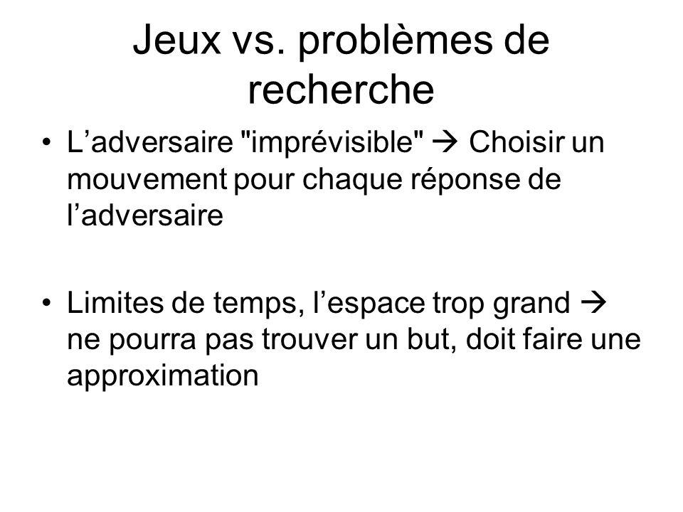 Jeux vs.