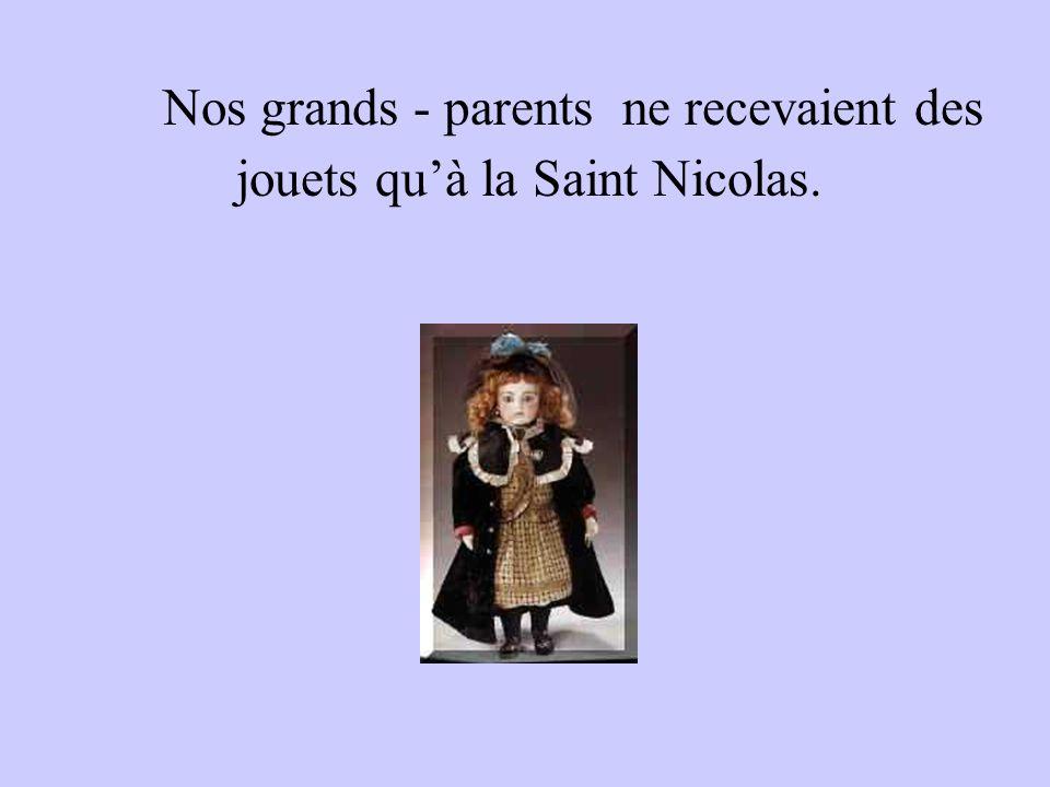 Enquête: « Les jouets dautrefois » Arnaud A., Joshua, Michaël