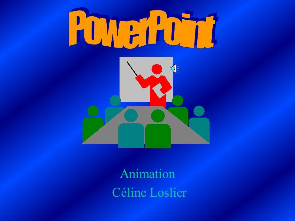 Animation Céline Loslier