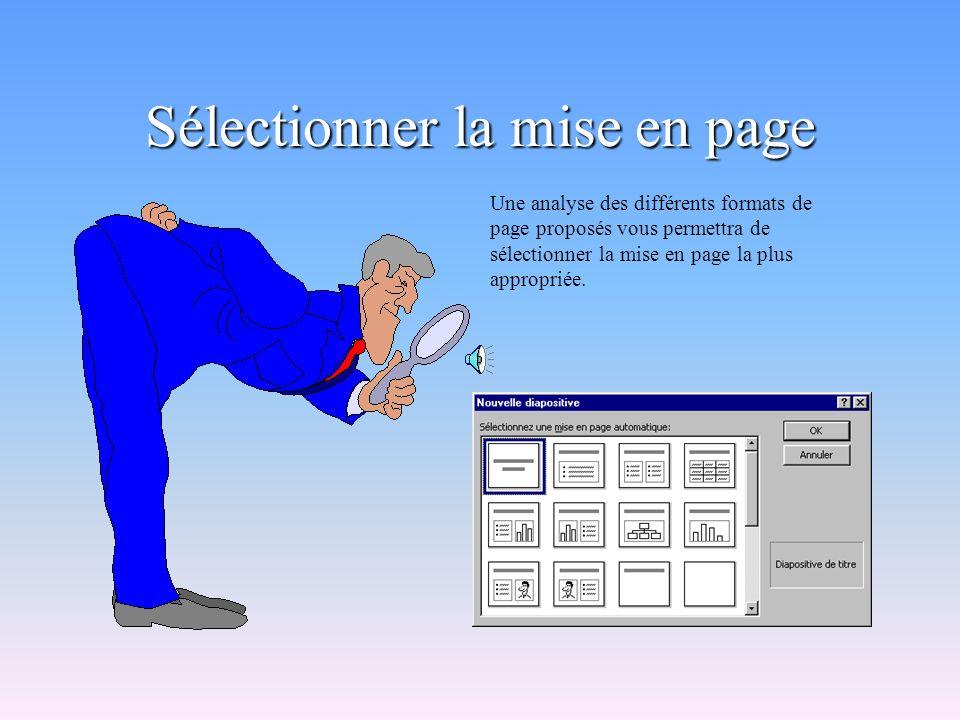 PowerPoint vous permet de communiquer des informations de manière efficace et aisée grâce à une série de diapositives que vous allez créer. Pour comme