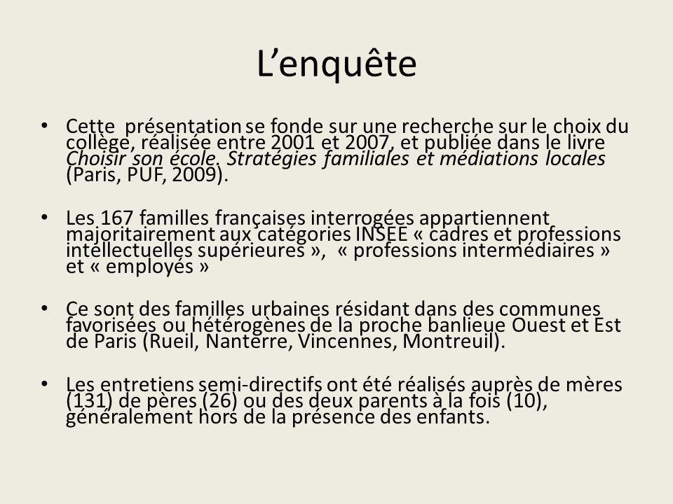 Pour en savoir plus… van Zanten Agnès, 2001.Lécole de la périphérie.