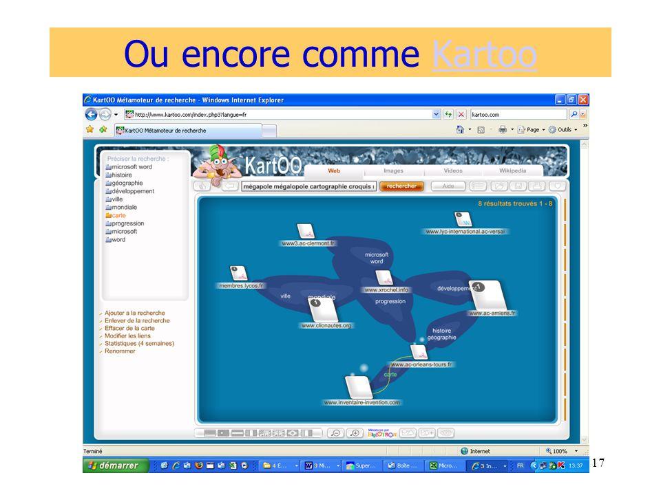 Stéphane Coupé - LP Vinci 200817 Ou encore comme KartooKartoo